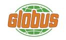 Logo sítě hypermarketů firmy Globus
